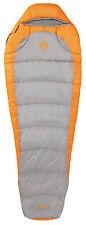 Coleman Telluride 100 Single Adult Festival Camping Mummy Sleeping Bag + Sack
