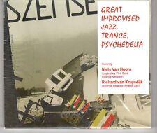 (HH326) Szense, Niels Van Hoorn/Richard Van Kruysdijk - 2009 Sealed CD