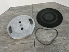 Vintage Pioneer PL-512 Stereo Turntable Parting Out Platter Dust Cover and Belt