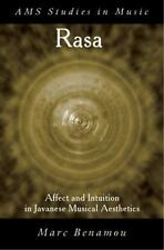 Benamou, Marc : Rasa: Affect and Intuition in Javanese M