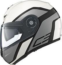 Cascos de motocicleta talla XL color principal blanco para conductores