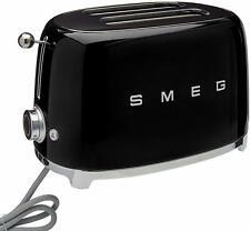 2-Slice Toaster, SMEG USA, Black