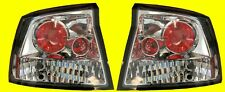 Dodge Charger CLEAR Chrome Tail Light Pair 2006-2008 (NO BULBS)