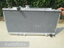 Full Aluminum Radiator for Toyota Celica GT4 GT-4 ST185 3S-GT Manual 89-93 2 Row