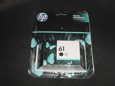HP 61 Black Ink Cartridge New - OCT 2019