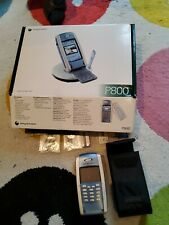 Sony Ericsson P800 - excellent conditions in its BOX