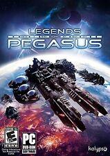 Legends of Pegasus PC Games Windows 10 8 7 XP Computer strategy space sim