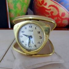 Brass Retro Collectable Clocks with Keys, Winders