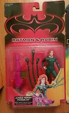 Posion Ivy, Batman and Robin Acrion figure