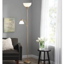 72 Inch Floor Lamp Reading Light Metal Uplight Stand...