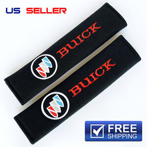 SHOULDER PADS SEAT BELT 2PCS FOR BUICK SP04 - US SELLER