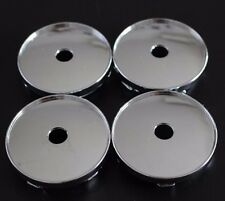 4 X UNIVERSAL ALLOY WHEEL CENTRE HUB CAPS 60MM 6CM FOR BMW VW AUDI FORD VAUXHALL