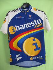 Maillot cycliste Banesto Pinarello Nalini Cycling Jersey Velo Vintage - 2 / S