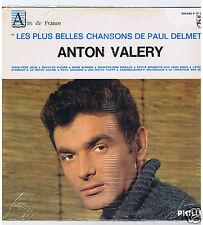 LP ANTON VALERY LES PLUS BELLES CHANSON DE PAUL DELMET