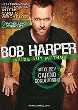 Bob Harper: Inside Out Method - Cardio Conditioning - Region 0 Worldwide
