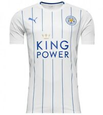 Maillot LEICESTER CITY 2016-2017 PUMA Taille: XL Neuf FOOTBALL