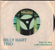 BILLY HART TRIO - live at the cafe damberd CD