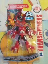 Transformers Autobot twinferno robots in Disguise combiner Force Hasbro legion