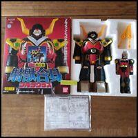 DX Chogokin Power Rangers Gingaman Brutaurus GD-12 Action Figure Bandai