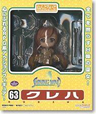 Used Good Smile Company Nendoroid 63 Shining Wind Kureha PAINTED