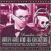 Henry Hall - Somewhere at Sea (2001)