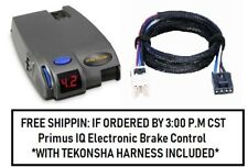 90160 Tekonsha Brake Control with Wiring Harness FOR 2004-2019 Nissan
