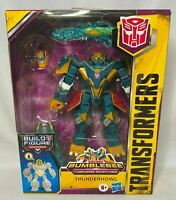 Transformers Bumblebee Cyberverse Adventures Deluxe Class THUNDERHOWL Figure NEW