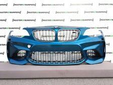 BMW M2 F87 2015-2018 pare-chocs avant en Bleu Véritable [B10]