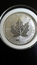 "CANADA $5 MAPLE LEAF ""TITANIC"" PRIVY MARK 1998 Lowest Mintage 26000"