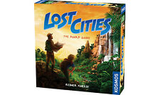 Lost Cities Board Game Thames & Kosmos Reiner Knizia TAK 696175