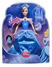 Disney Princess Vorticoso Luci Cenerentola Bambola Giocattolo con Suono Mattel