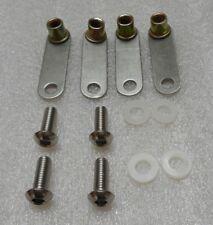 Ducati Monster 600 620 695 750 800 900 900ie 1000ie belly pan mounting set kit