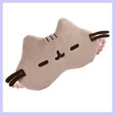 "New Gund PUSHEEN Cozy Plush Sleep Mask 7"" Cat Kitty Sleeping Eye Cover 4053808"