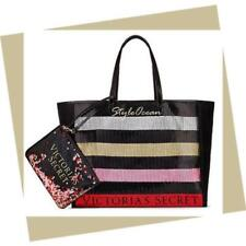 Victoria's Secret Tote Bag Sequin Bling Bling 2017 Black Friday Limited Edition