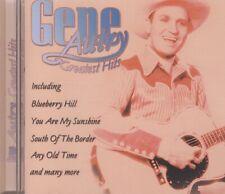 Gene Autry - Greatest Hits CD