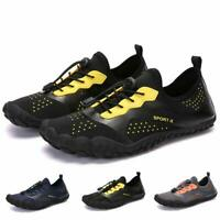 Bridawn Muti-Funtional Water Shoes Barefoot  Quick-Dry Beach Swim Sports Shoes
