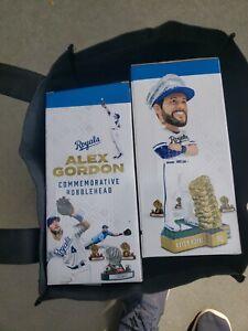 ALEX GORDON Gold Gloves Kansas City Royals 2021 BOBBLEHEAD (SGA) 2
