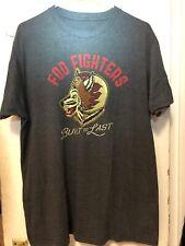 foo fighters t shirt Xl