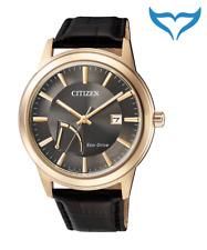 Citizen Elegant Herren Armbanduhr AW7013-05H Eco-Drive Solar 10bar Herrenuhr NEU