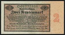 Ro.155 2 Rentenmark 1923 (1/1-)
