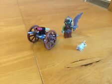 Lego Castle 5618 Troll Warrior Set with Minifigure- COMPLETE