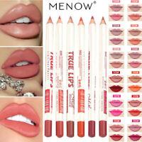 6Pcs/Set Waterproof Makeup Matte Lip Pencil Lip Liner Makeup Tools Lipstick