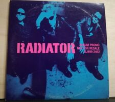 RADIATOR - I AM-BLACK SHINE-GENERATORE - album completo cardsleave PROMO 1999