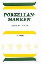 Porzellanmarken: Porzellanmarken aus aller Welt von Poch...   Buch   Zustand gut