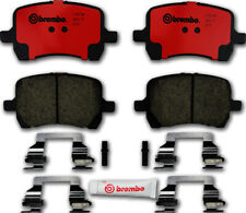 Brembo Disc Brake Pad Set fits 2008-2010 Pontiac G6 G5  WD EXPRESS