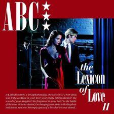 Abc - The Lexicon Of Love II -  NEW CD ALBUM  Lexicon Of Love 2