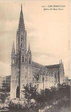 Br33307 San Sebastian Iglesia del Buen Pastor spain