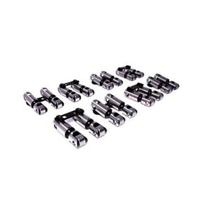 Comp Cams Endure-X Solid Roller Lifters Set of 16 For 1965-1996 Chevy V8 396-454