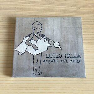 Lucio Dalla _ Angoli nel Cielo _ CD Album digipak _2009 RCA Sony NUOVO SIGILLATO