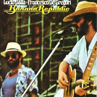 cd Francesco De Gregori / Lucio Dalla Banana Republic RCA Italiana PD 74839